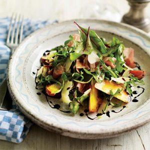 Tastes of Summer Peach and Ham Salad recipe Article