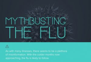 myths and facts about the flu