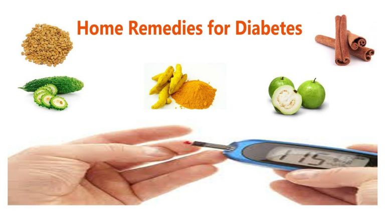 natural remedies for diabetes treatment