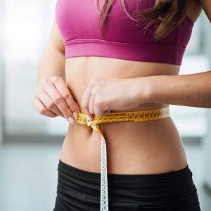 get rid of stubborn fat